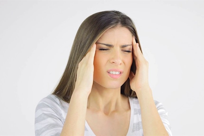 Болит кожа головы на макушке при прикосновении
