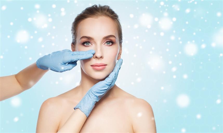 Как ухаживать за комбинированной кожей лица зимой