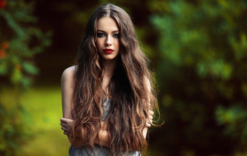 Восстановление волос после отпуска