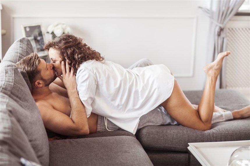 Секс-позы для любителей обниматься