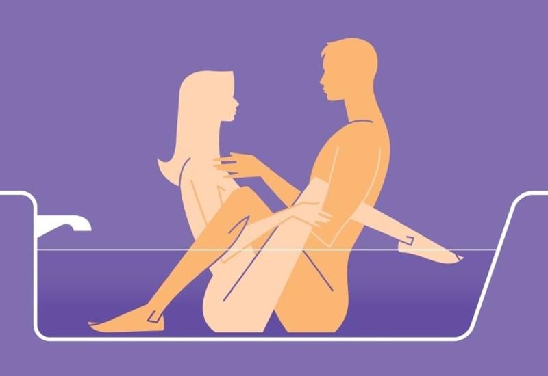Позы для секса с низкой