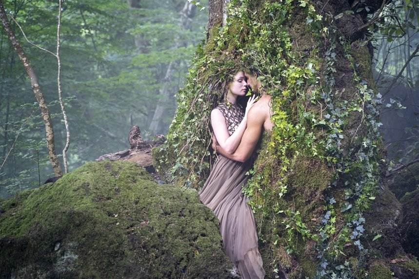 Любовь и природа