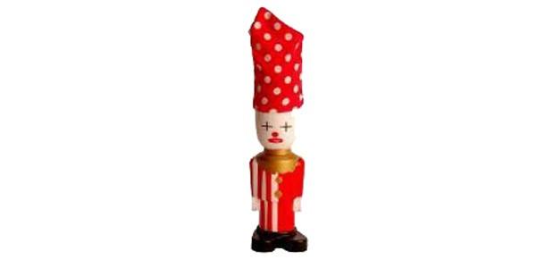 Клоун-вибратор