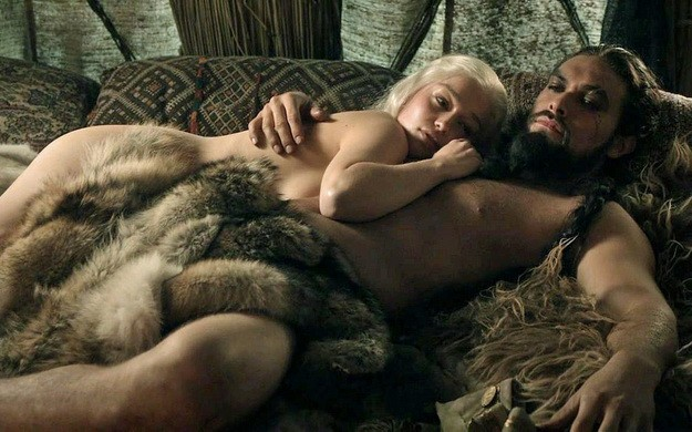 Все сцены секса в игра престол