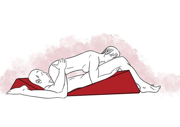 Во время секса упирается во что то и больно