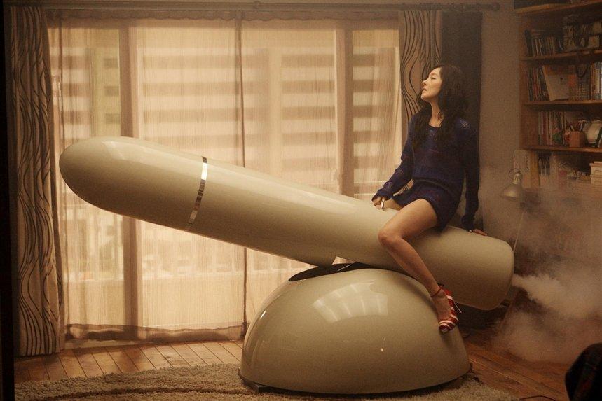 того, огромной вагине огромные предметы под подушки