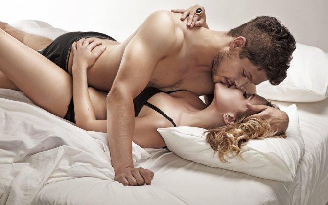 Сексе мужчина и женщина