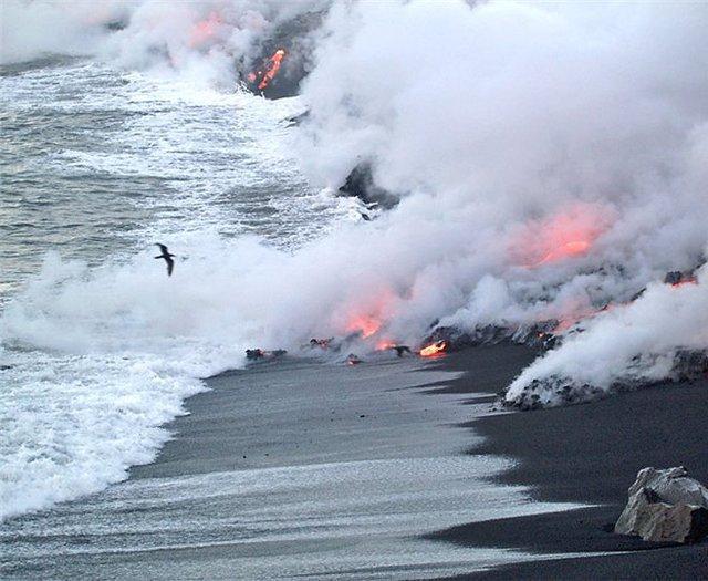 Национальный парк вулканов