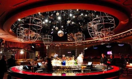 круглый бар
