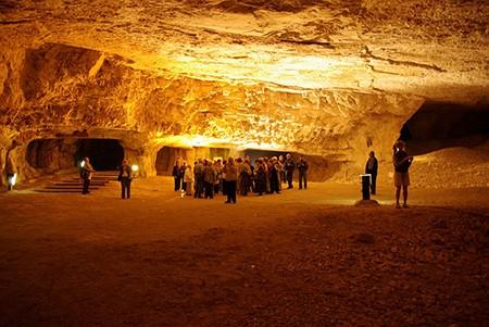 туннель хасмонеев
