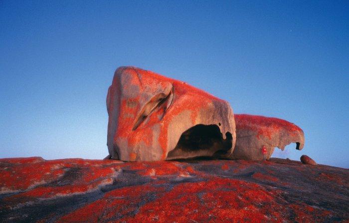 Замечательные скалы, Южная Австралия