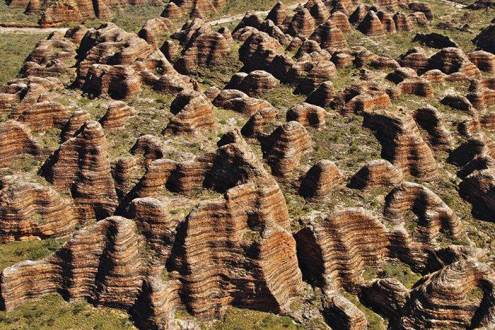 Бангл-бангл, Западная Австралия