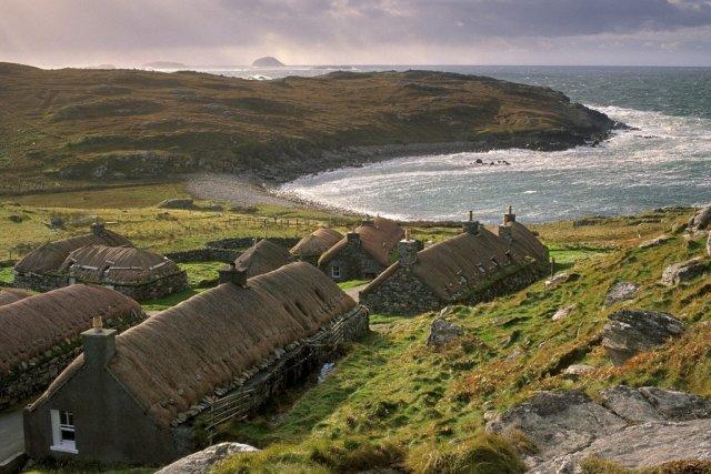 Остров Льюис, Шотландия