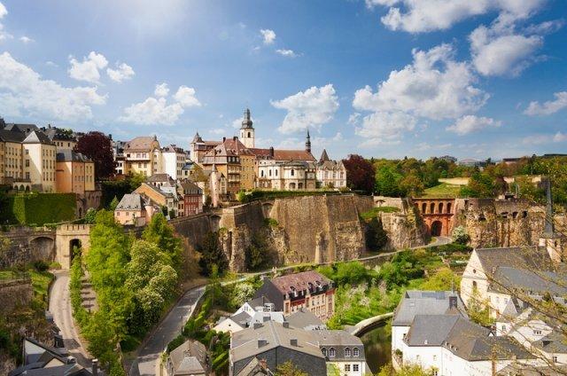 Люксембург, Герцогство Люксембург