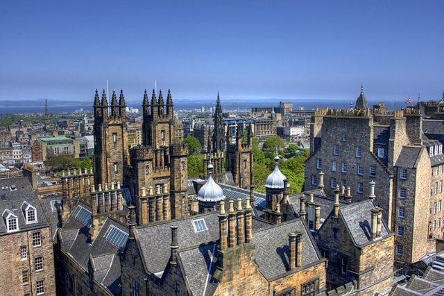 Эдинбург, Объединенное Королевство