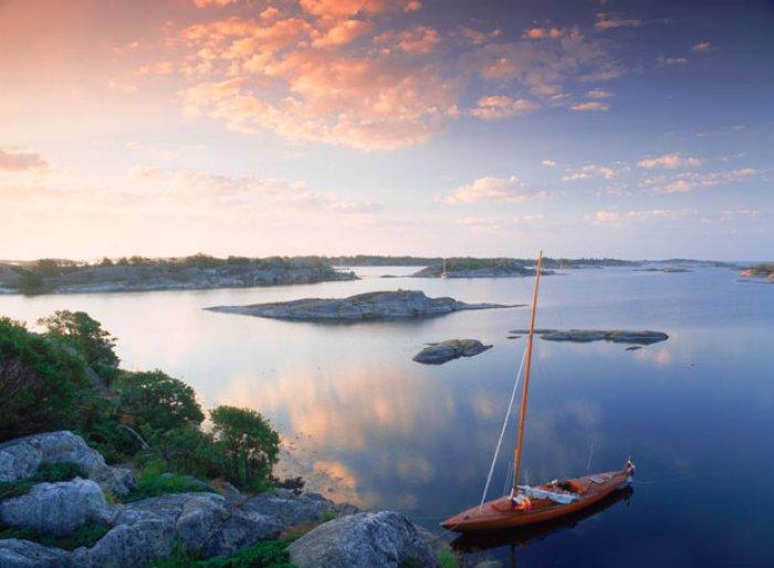 Стокгольмский архипелаг, Швеция