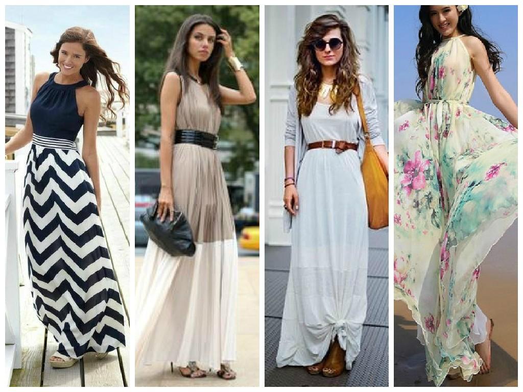 Платье для свидания летом