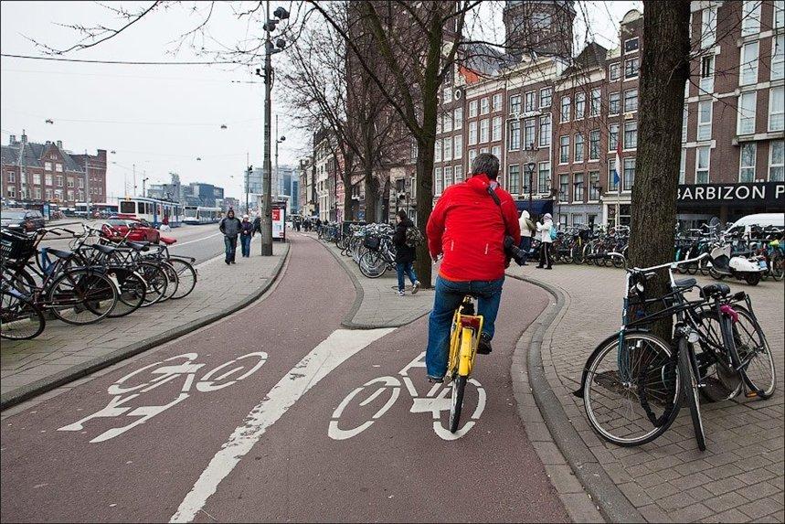 velosipedist_Amsterdam
