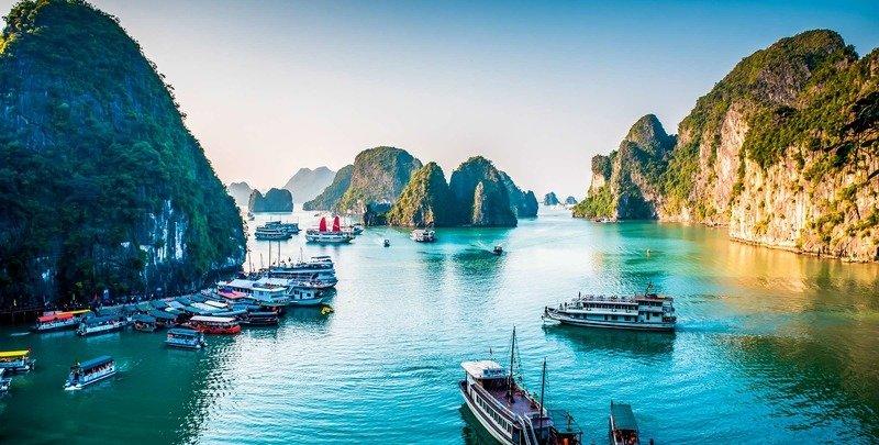 Вьетнам в январе