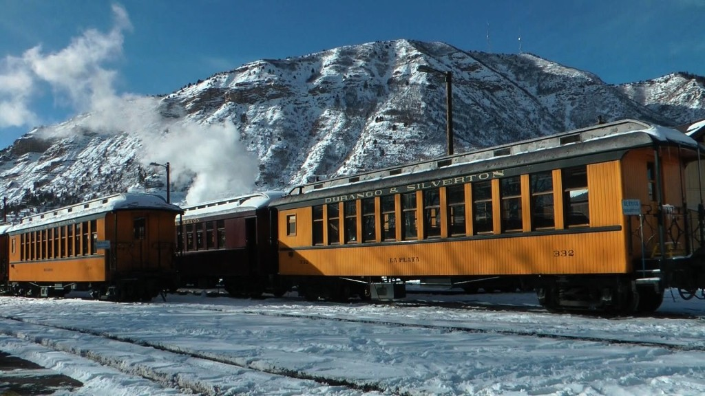 Железная дорога Дюранго-Сильвертон