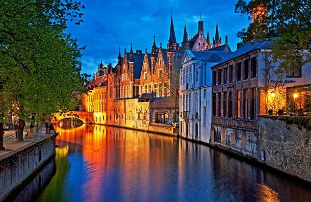 Бельгия, Европа