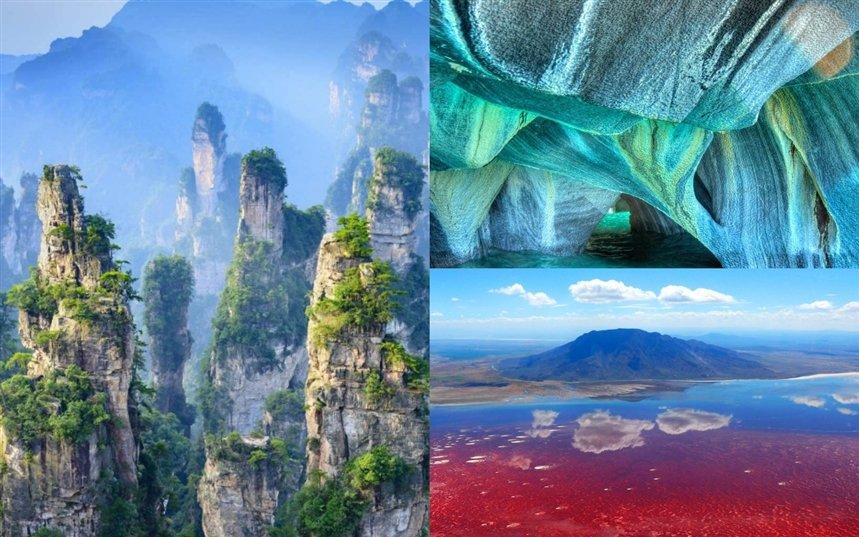Самые красивые и необычные места планеты