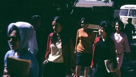 афганские женщины до войны