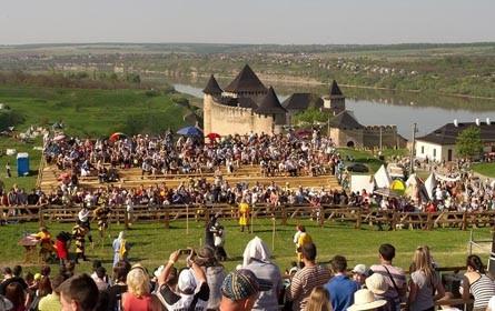 Средневековый Хотин