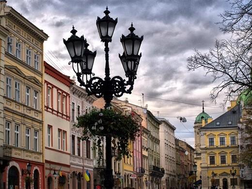 Самые красивые города Украины - Topkin
