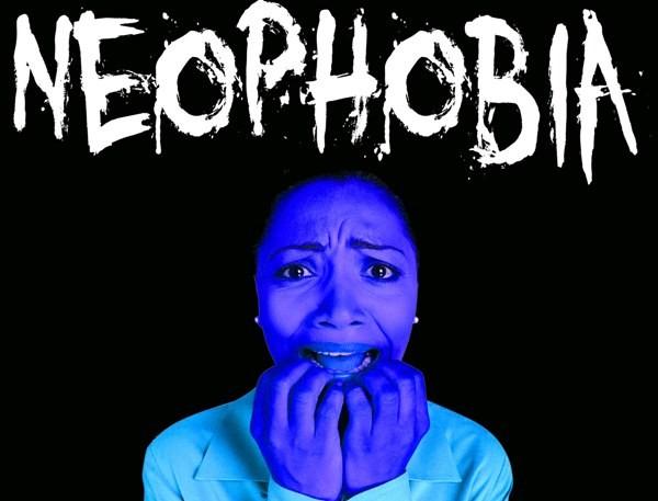 neophobbia 15 самых странных фобий, которые портят нам жизнь