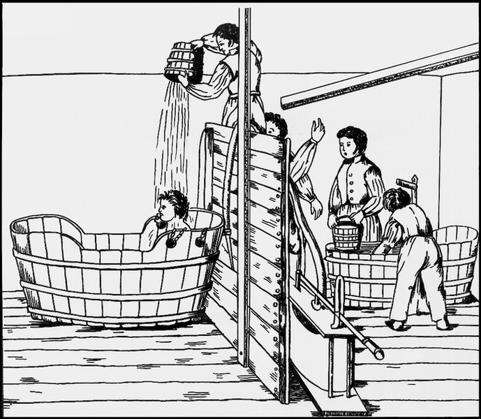 Секс и пытки в средновековие