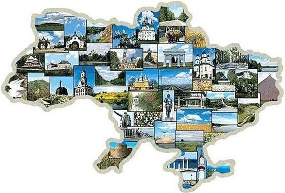 Украина, достопримечательности, климат, традиции, кухня и население Украины