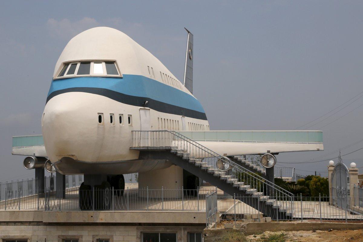 Дом-самолет №2