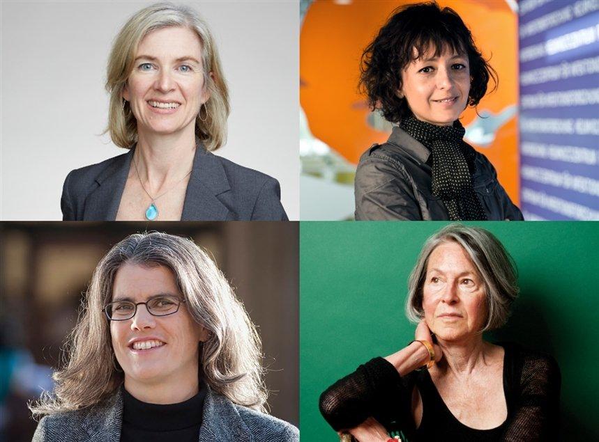 Женщины, получившие Нобелевскую премию 2020