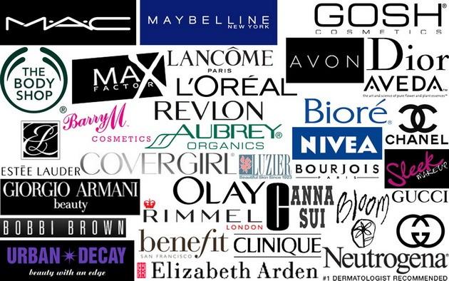 Бренды декоративной косметики список