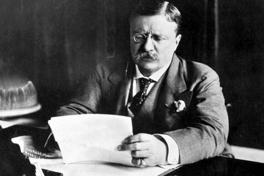 Как научиться молниеносно читать: метод Теодора Рузвельта