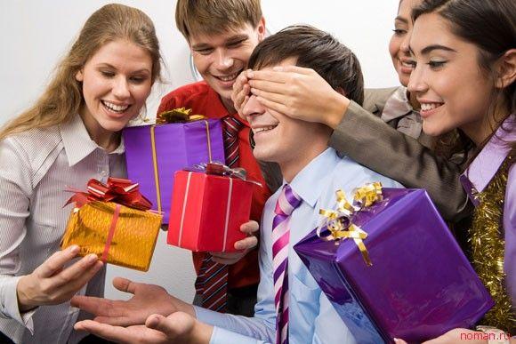 Подарок впечатление мужчине на день рождения