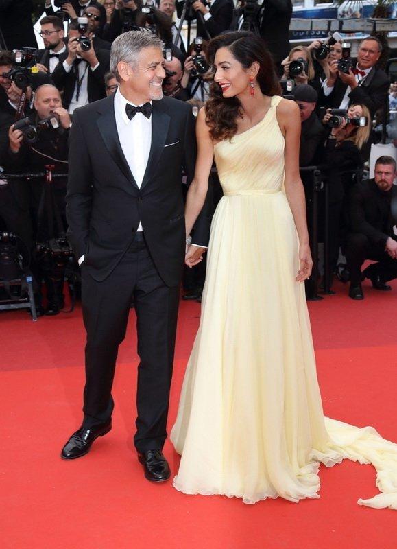 1. Амаль и Джордж Клуни