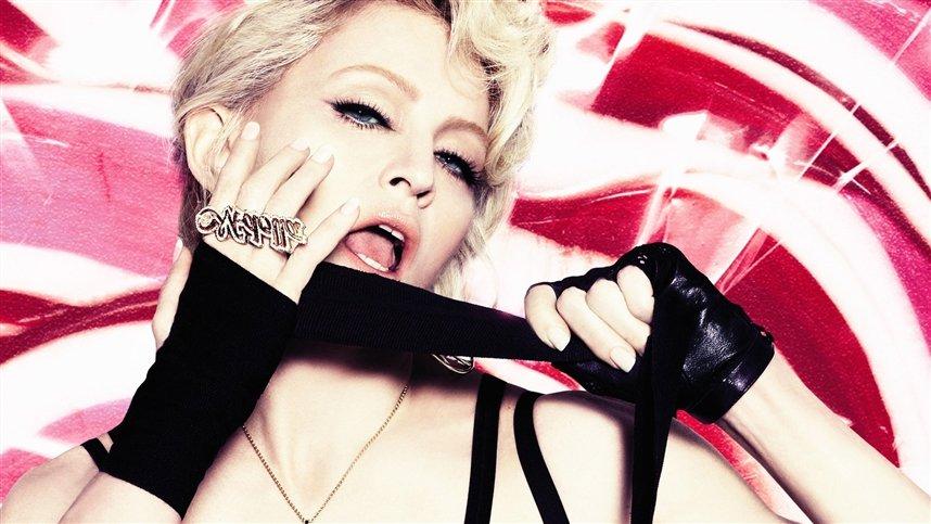Мадонна шокировала публику