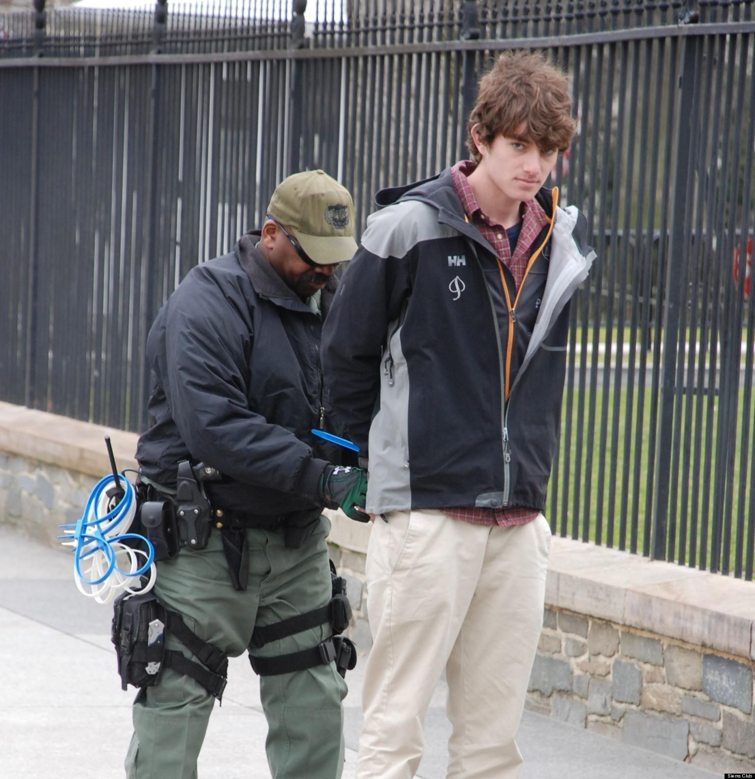конор кеннеди арест