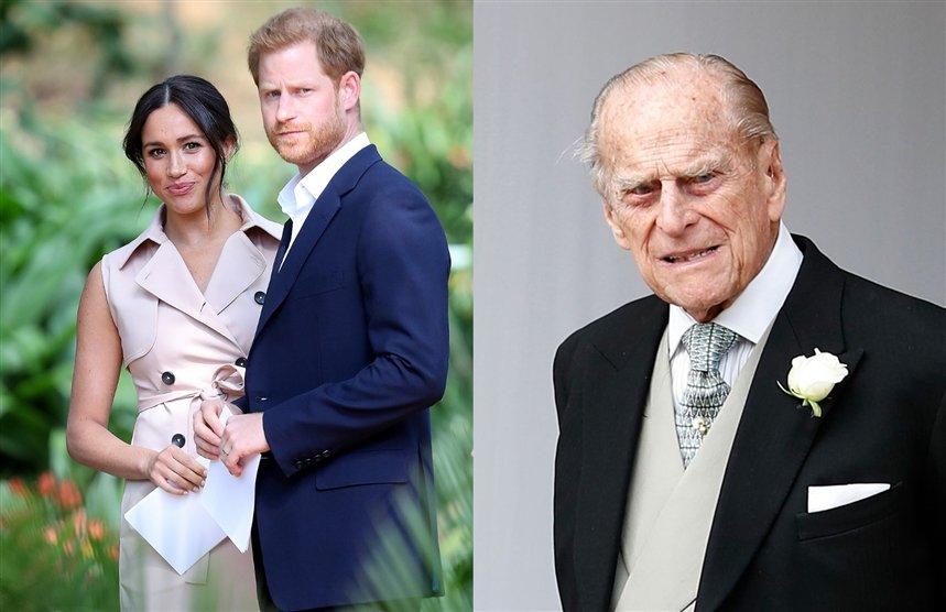 Маркл не едет на похороны дедушки Гарри